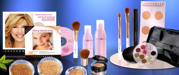 Beauty Giveaway: Sheer Cover Mineral Makeup