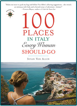 100 places in italy