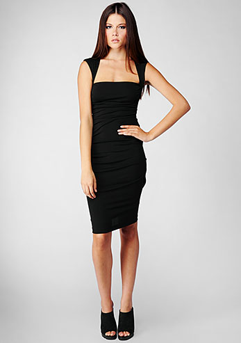 Fab Frock Friday: Little Black Dress by Nicole Miller (The Black ...