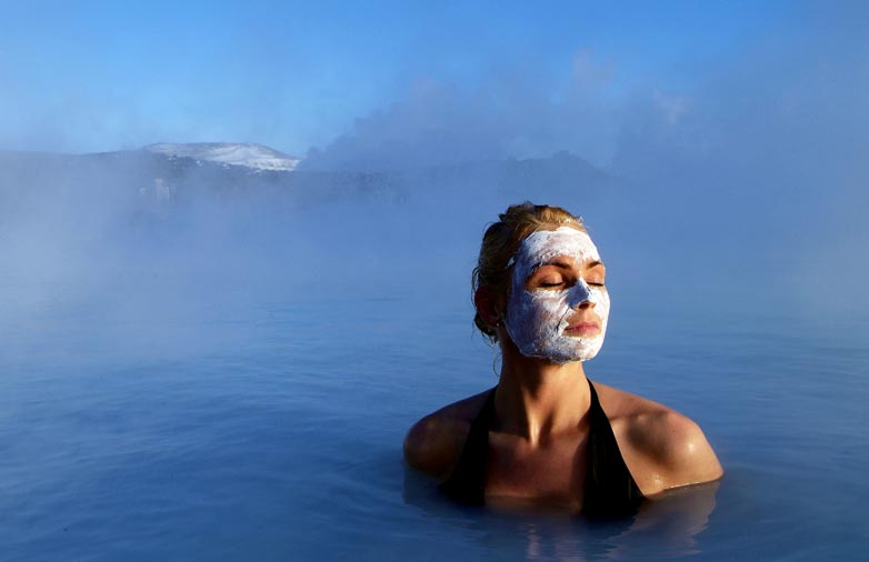 blue lagoon natural skin care from iceland the black dress traveler