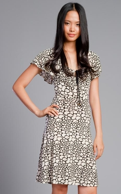Tracy reese dress front