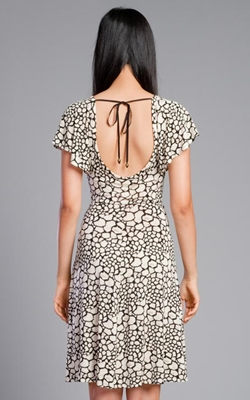 Tracey reese dress back