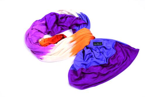 Fraas infinity  tie dye