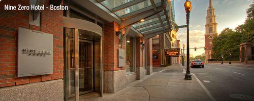 Hotel nine zero exterior