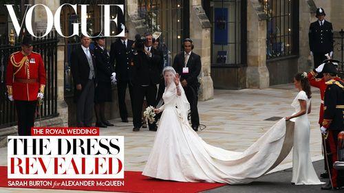 Vogue middleton dress