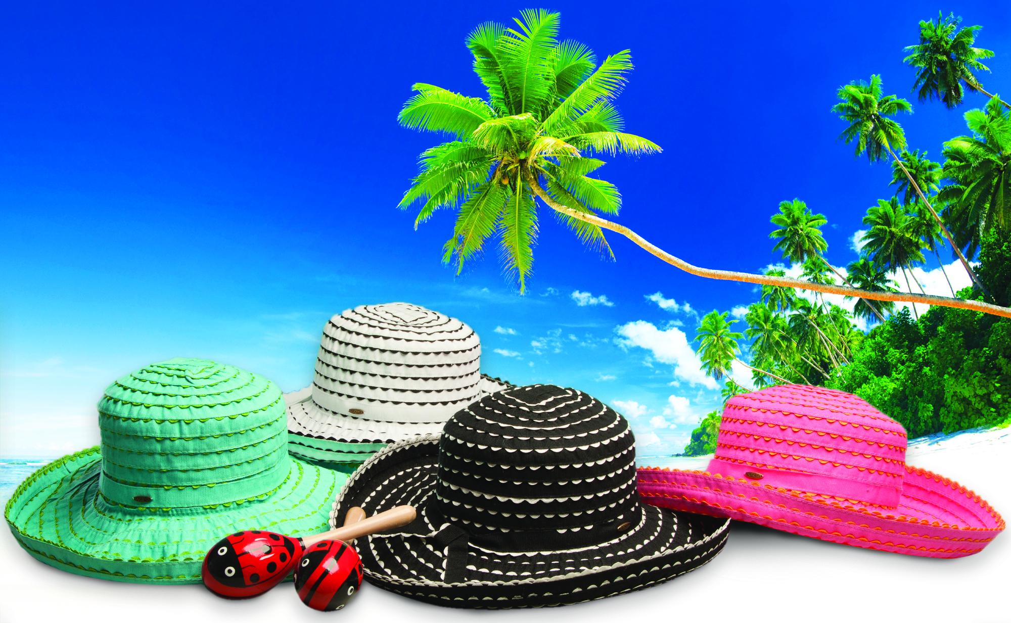 3793411f Shun the Sun In Style In a Scala Collezione Hat (The Black Dress ...