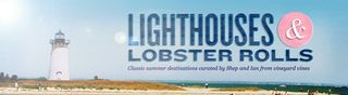 Lighthouse lobster rolls