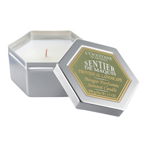 Provencal candle