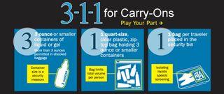 TSA rules