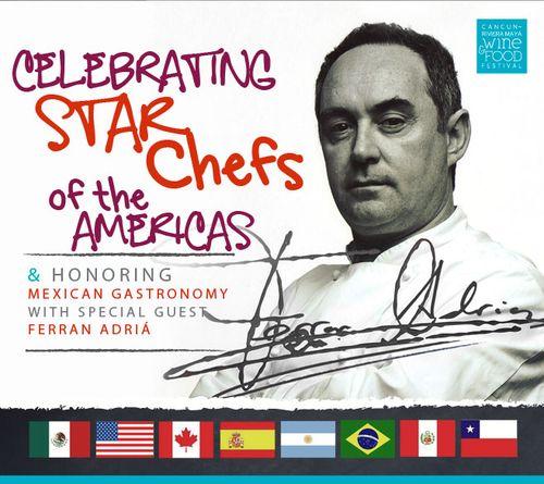 Ferran cancun food wine fest