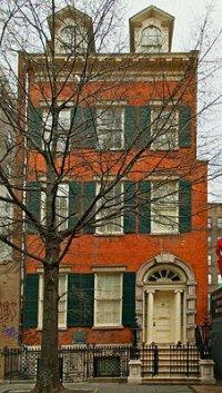 Merchant house nyc