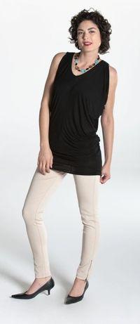 Angelique-draped-sleeveless-mini 2