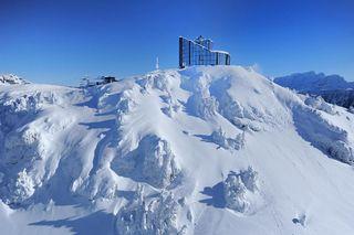 Switzerland snow