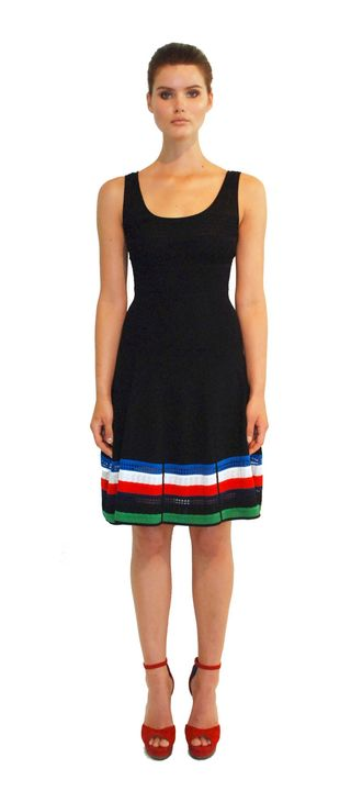 Catharine Malandrino Empire Waist Dress