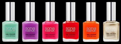 Sonia Kashuk nail color