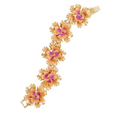 J crew carnation bracelet pink