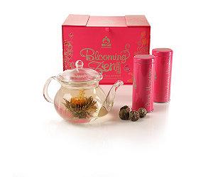 Blooming Zen tea set
