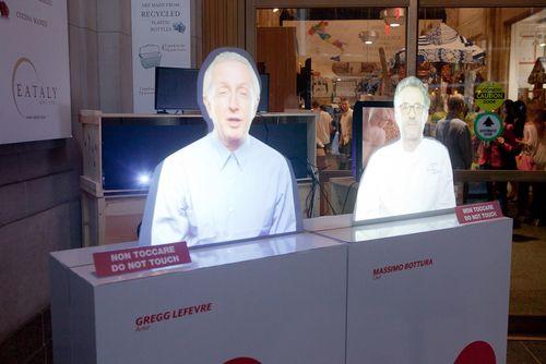 IMAF Boccara LeFevre hologram