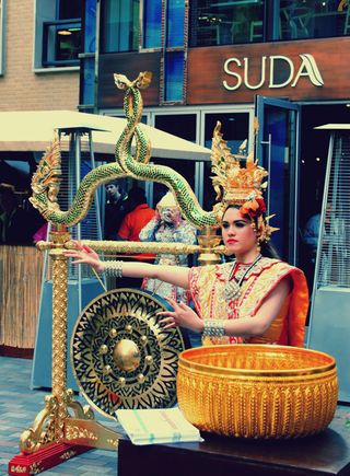 Suda Global Festival St. Martins Courtyard