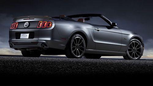 2013 Mustang GT convertible