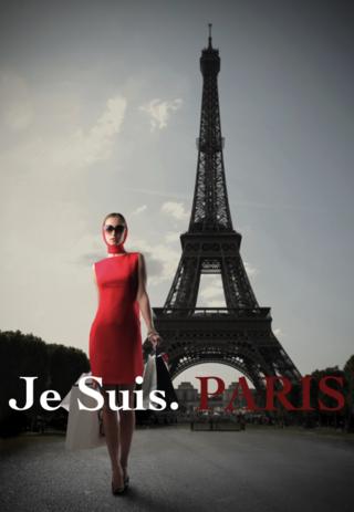 Je Suis Paris tour