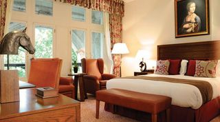 Royal Horseguards Deluxe Room