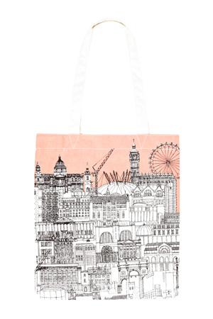 London City shopper tote