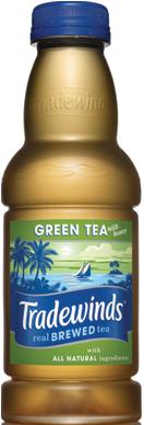 Tradewinds Green Tea