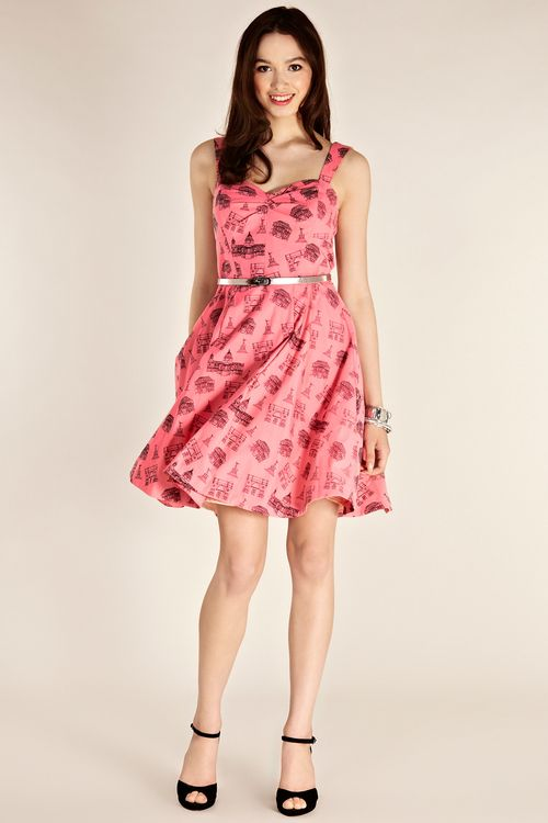 London Love Letters Dress