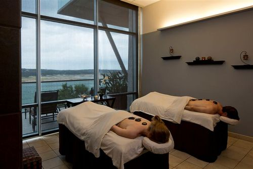 Lakeview spa