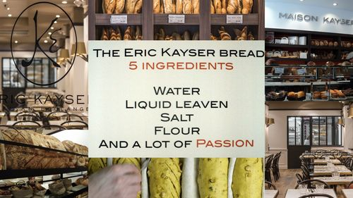 Maison Kayser NYC Collage 2