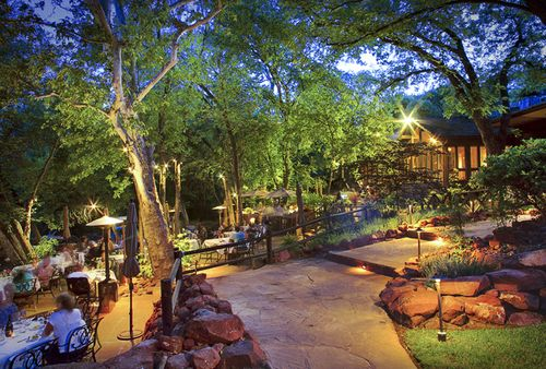 Sedona Creekside Dining
