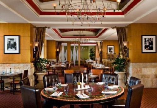 TUSCANY Dining Room JW Marriott Desert Ridge