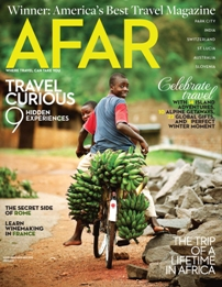 AFAR Travel Magazine