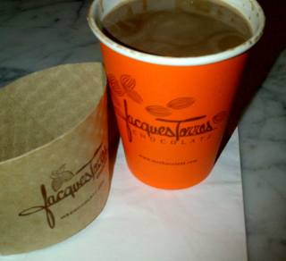 Jacques Torres Wicked Hot Chocolate