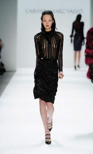 Carmen Marc Valvo Fall 2013 2