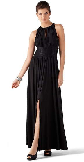 White Hoouse Black Market Inaugural Gown