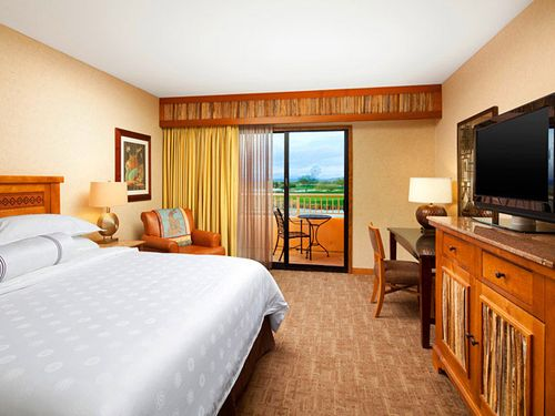 Sheraton Wild Horse Guest Room
