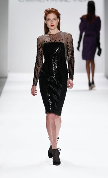 Carmen Marc Valvo Fall 2013 3