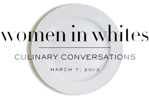 Women in Whites logo