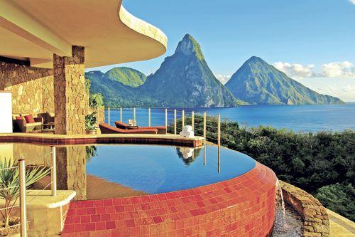 JadeMountain St. Lucia