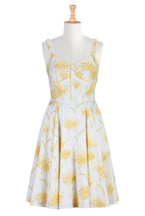 Eshakti floral dress