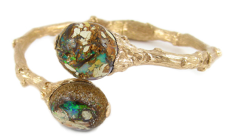 K Brunini Twig bracelet