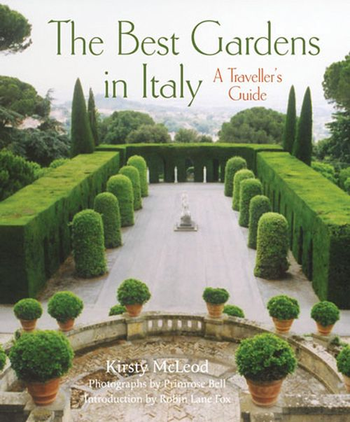 Best Gardens in Italy McLeod