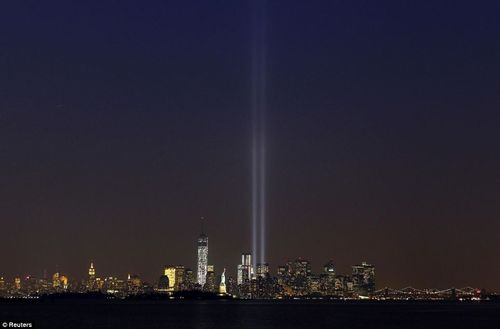 9 11 Towers of Light