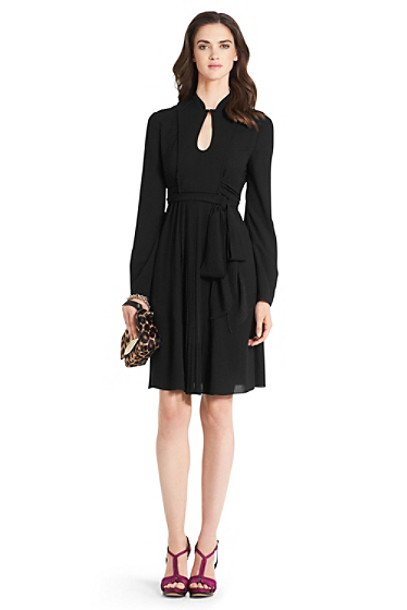 Fabulous Frock: Diane von Furstenberg Hillary Dress (The Black ...