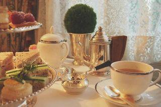 Afternoon Tea Lowell Hotel