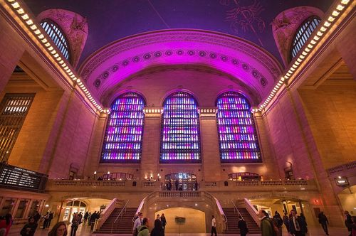 Grand Central Holiday Light