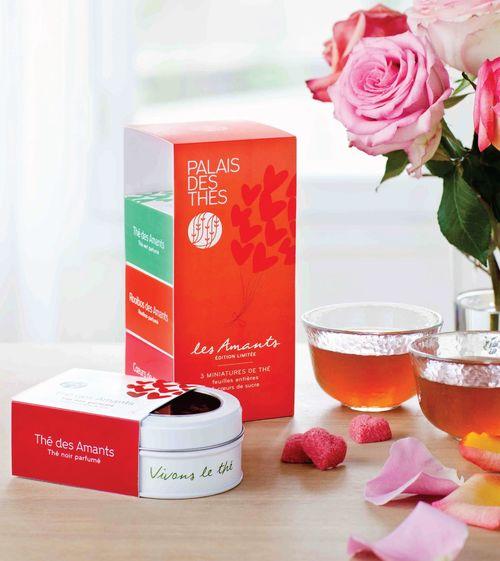 Palais des Thes Lovers Tea