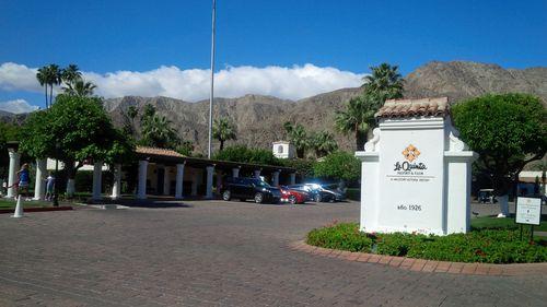 La Quinta entrance